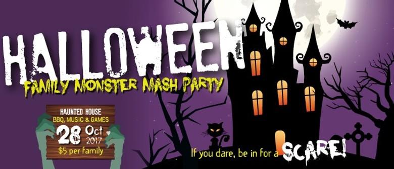 Halloween Family Monster Mash Party