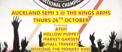 Battle of The Bands 2017: National Championship - AKL Semi 3