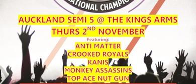 Battle of The Bands 2017: National Championship - AKL Semi 5