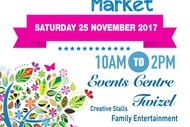 Twizel Upcycle Market