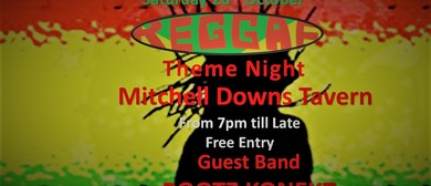 Reggae Theme Night