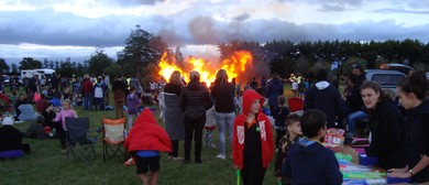 Martinborough Community Guy Fawkes Display