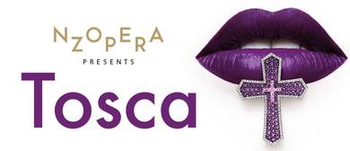 New Zealand Opera presents TOSCA