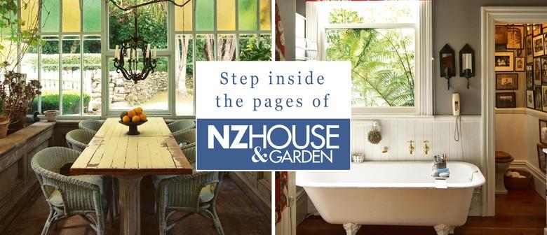 NZ House & Garden House Tours 2018