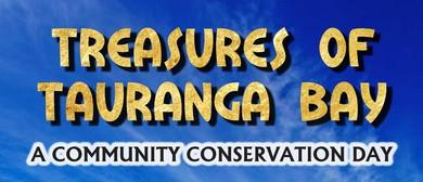 Treasures of Tauranga Bay Community Conservation Day: POSTPONED