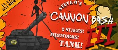 Stevo's Cannon Bash