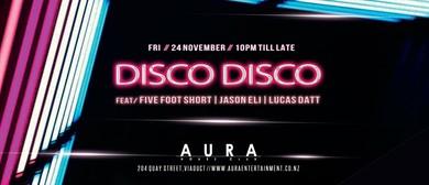 Disco:Disco with Jason Eli, FFS, Lucas Datt