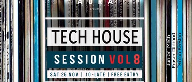 Tech House Sessions Vol. 8