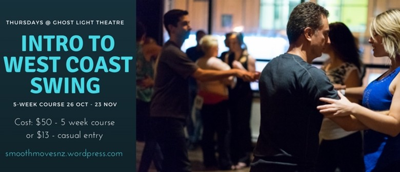 Intro to West Coast Swing Course