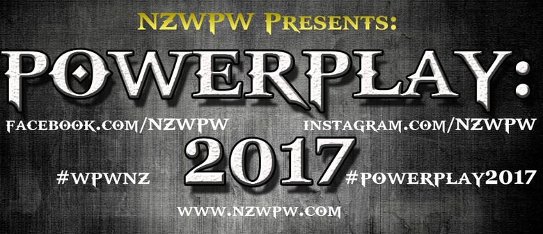 NZWPW Presents PowerPlay: 2017 Live Pro Wrestling