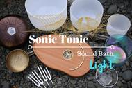 Sonic Tonic Sound Bath - Light