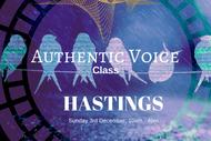 Authentic Voice Class