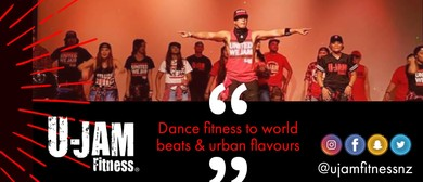U-Jam Fitness® - dance fitness classes