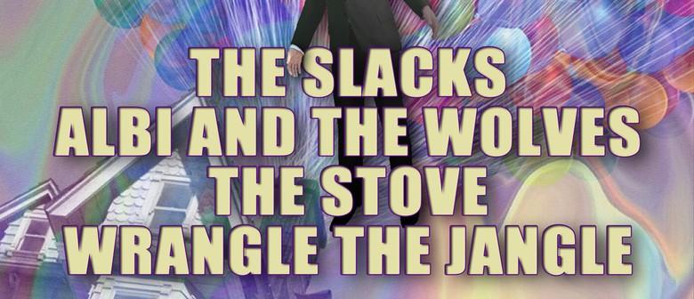 Slacks Present