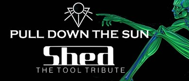 Pull Down the Sun w/ Shed the Tool Tribute