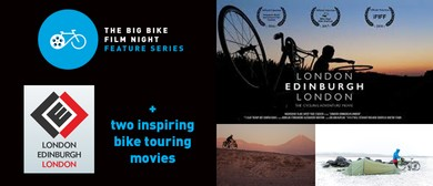 The Big Bike Film Night Feature Series - LEL