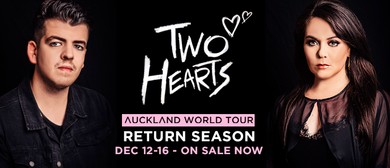 Two Hearts: Auckland World Tour - Laura Daniel & Joseph Moor