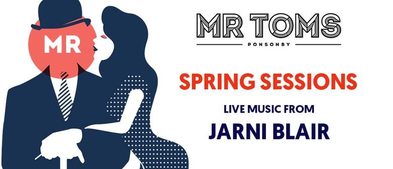 Spring Sessions With Jarni Blair