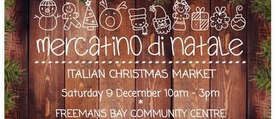 Mercatino Di Natale - Italian Christmas Market