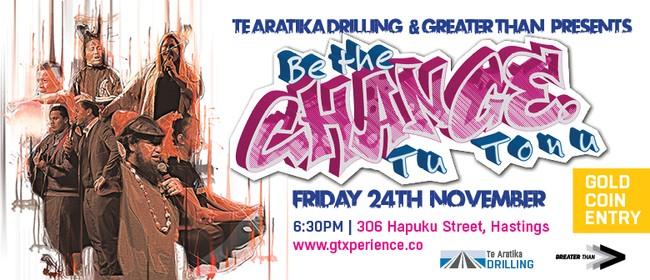 Be the Change - Tu Tonu