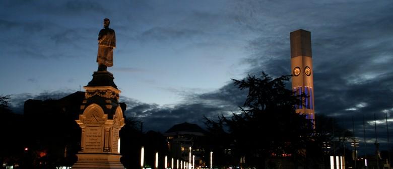 Local History Week - Te Kōrari - Walk Through the Square