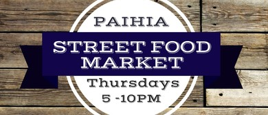 Paihia Street Food Markets