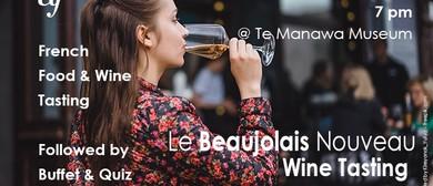 Le Beaujolais Nouveau - Wine Tasting