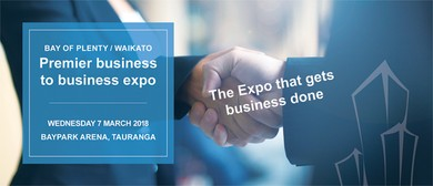 Bay of Plenty/Waikato Business Expo