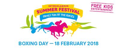 Interislander Summer Festival Kurow Races