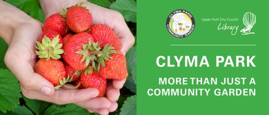 Clyma Park: More Than Just a Community Garden