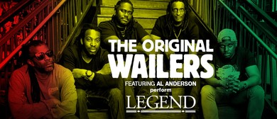 The Original Wailers (Jamaica) with Tunes of I