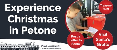 Experiencing Christmas In Petone