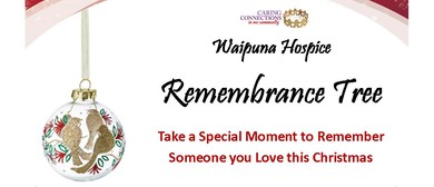 Waipuna Hospice Remembrance Tree