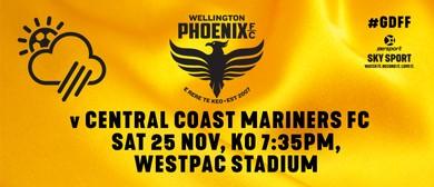 Wellington Phoenix v Central Coast Mariners