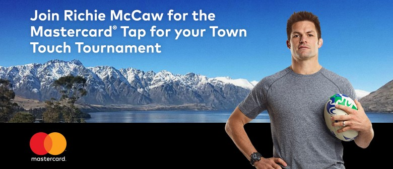 Mastercard Tap for Your Town Touch Tournament