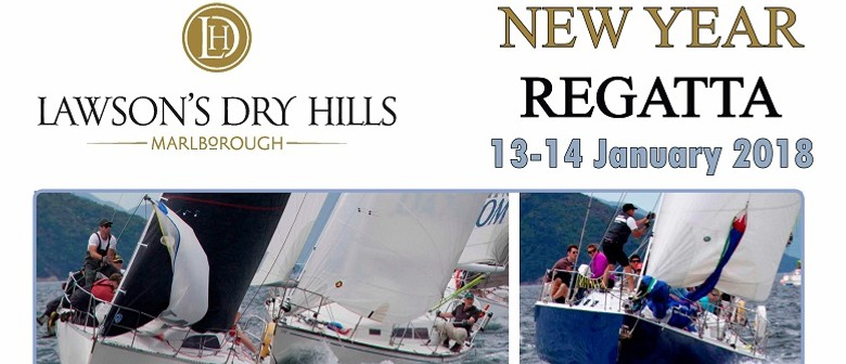 Lawson's Dry Hills New Year Regatta