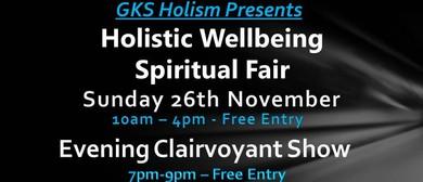 Holistic Well-Being Spiritual Fair