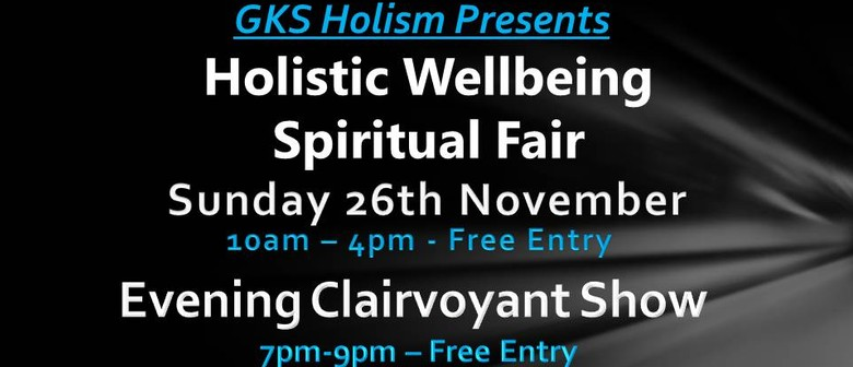 Holistic Well-Being Spiritual Fair
