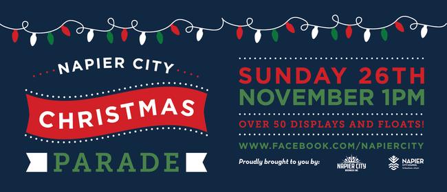 Napier City Christmas Parade