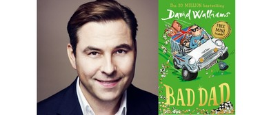 Auckland Writers Festival: ​​The Wonderful World of Walliams: SOLD OUT