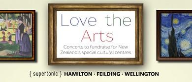 Supertonic - Love the Arts