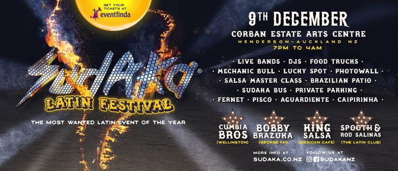 Sudaka Latin Festival