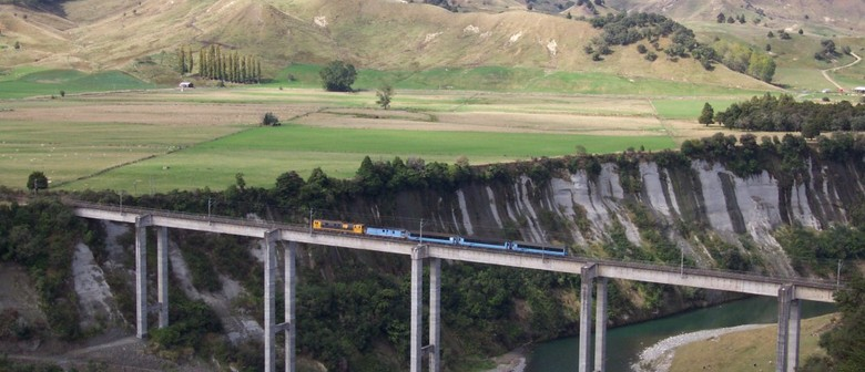 Taumarunui On the Main Trunk Line