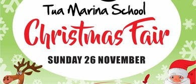 Tua Marina School Christmas Fair