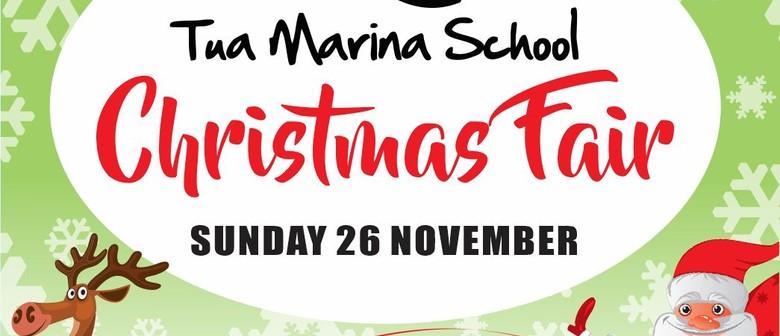Tua Marina School Christmas Fair