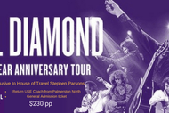Neil Diamond Mission Estate Winery Trip 2018