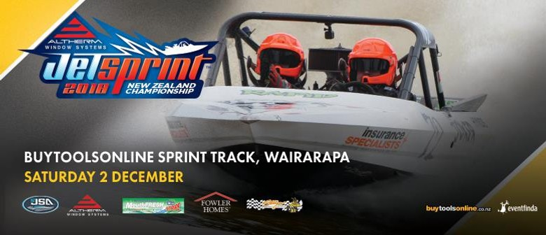 Altherm NZ Jet Sprint Championship - Round 2: CANCELLED