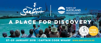 Ports of Auckland SeePort Festival