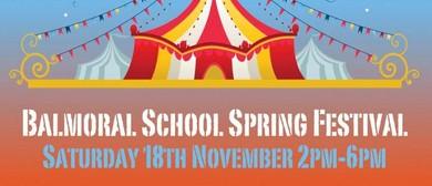 Balmoral School Spring Festival