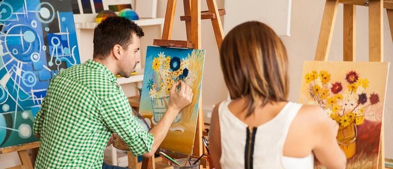 Art Studio With Marjorie: CANCELLED